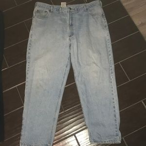 Vintage plus size Mom jeans